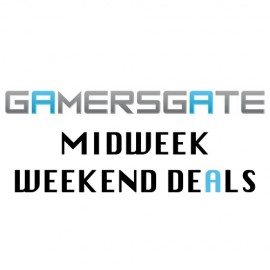 GamersGate Weekly & Weekend Deals