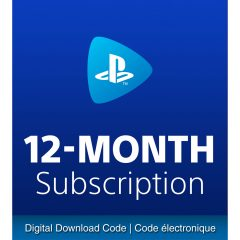 12-month PlayStation Now