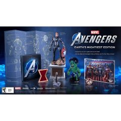Marvel's Avengers Earth's Mightiest Edition
