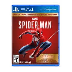 Spider-man: Game of the Year Edition