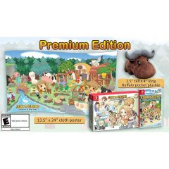 Story of Seasons Pioneers of Olive Town Premium Edition