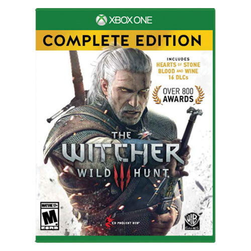 The Witcher 3: Wild Hunt Complete Edition