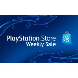PlayStation Store Weekly Sale